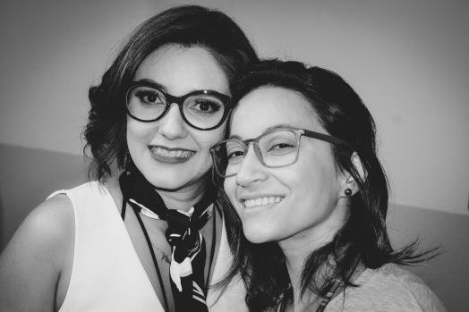 Fernanda Prado e Silvia Sozzi