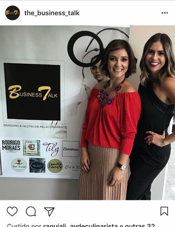 Fernanda Prado e Michelle Elise